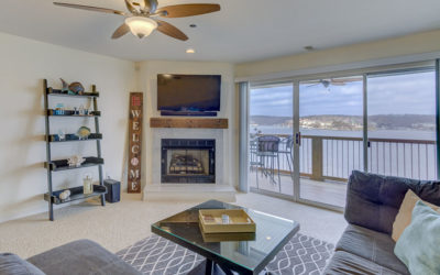 Million Dollar View @ The Ledges Point – 3 Bed 2 Bath Condo on the Main Channel!